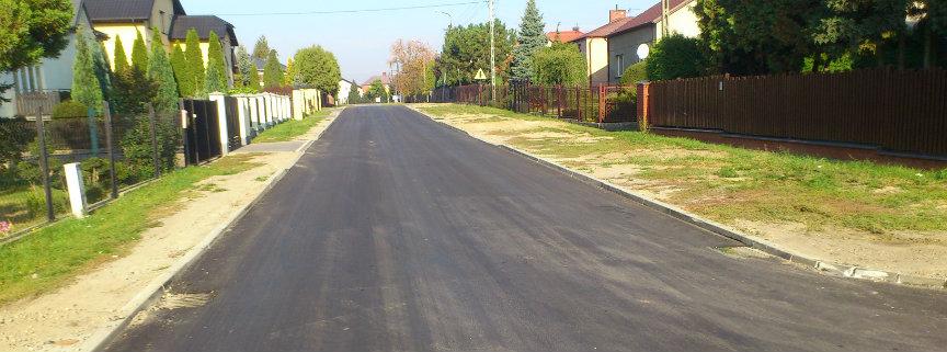 Budowa dróg w 2018 roku